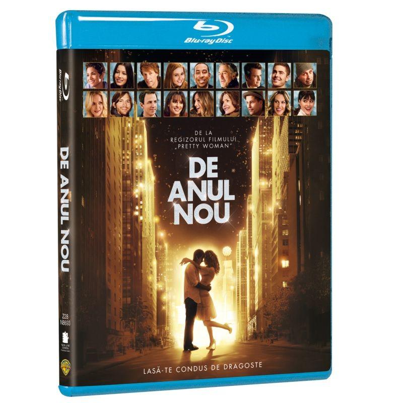 De anul nou (Blu Ray Disc) / New Year's Eve