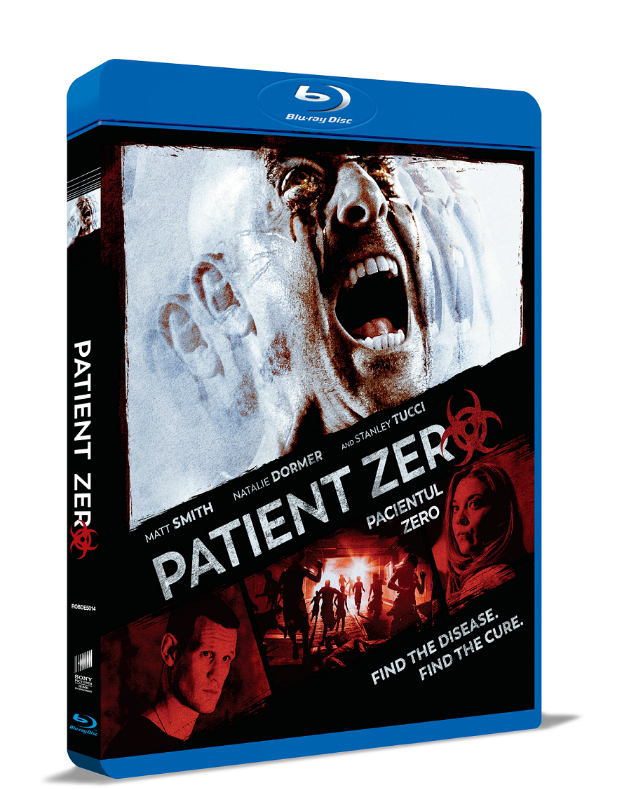 Pacientul Zero (Blu Ray Disc) / Patient Zero