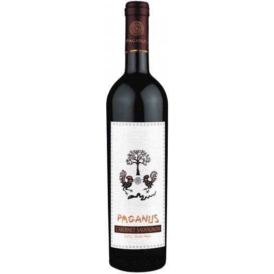 Vin rosu - Paganus Cabernet Sauvignon, sec, 2015 Paganus