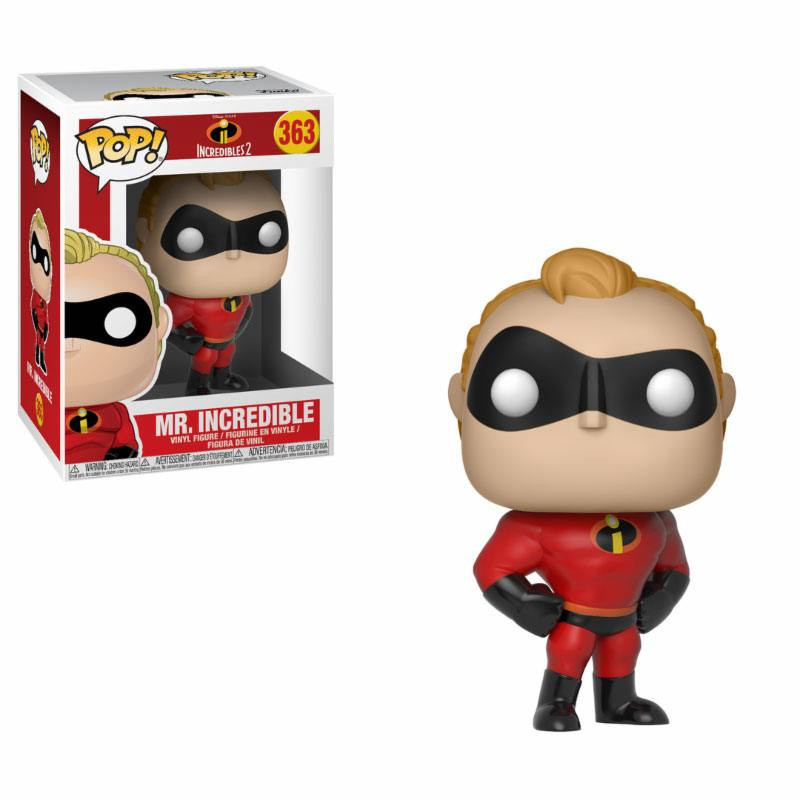 Figurina - Funko pop! Disney Incredibles 2. Mr. Incredible thumbnail