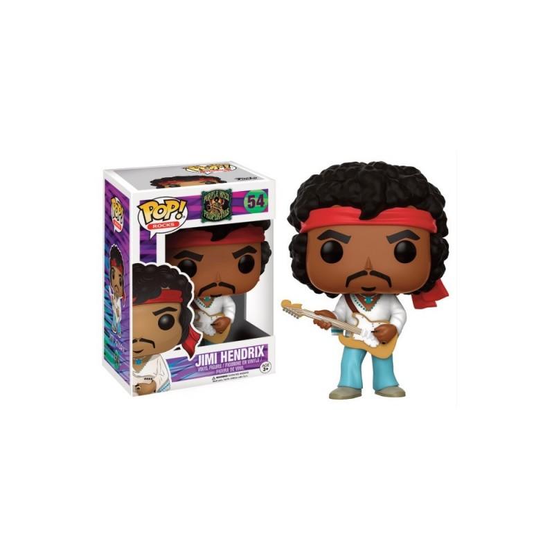 Figurina - Funko pop! Pop Rocks: Jimi Hendrix Woodstock thumbnail