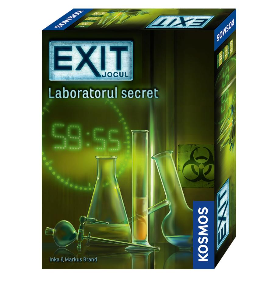 Exit - Laboratorul Secret thumbnail