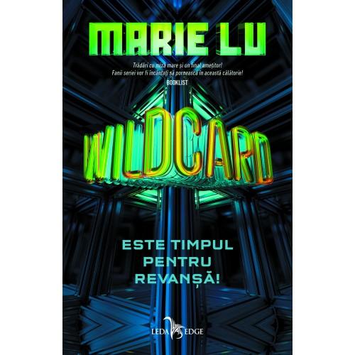 Warcross vol.2 Wildcard | Marie Lu
