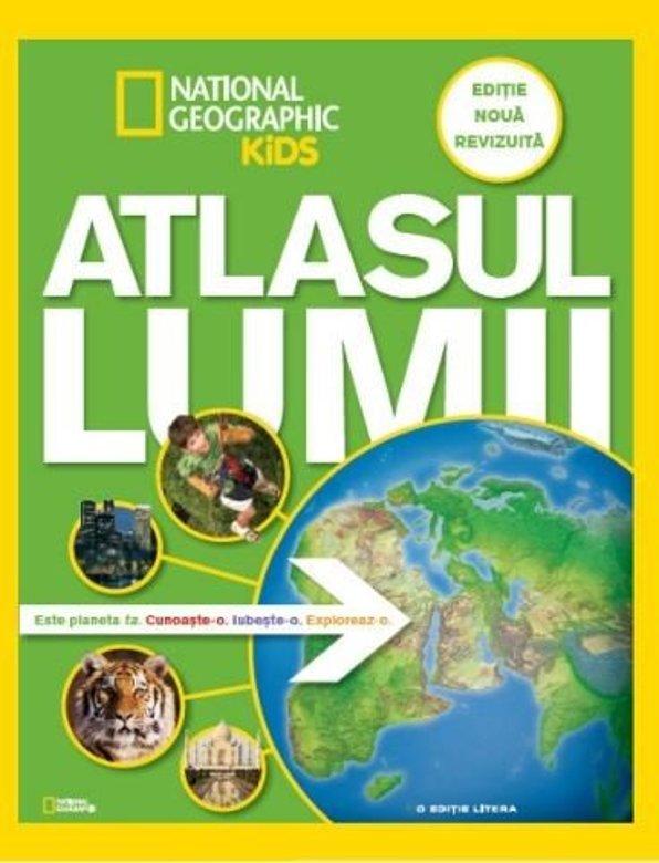 Atlasul Lumii Pentru Tineri Exploratori |
