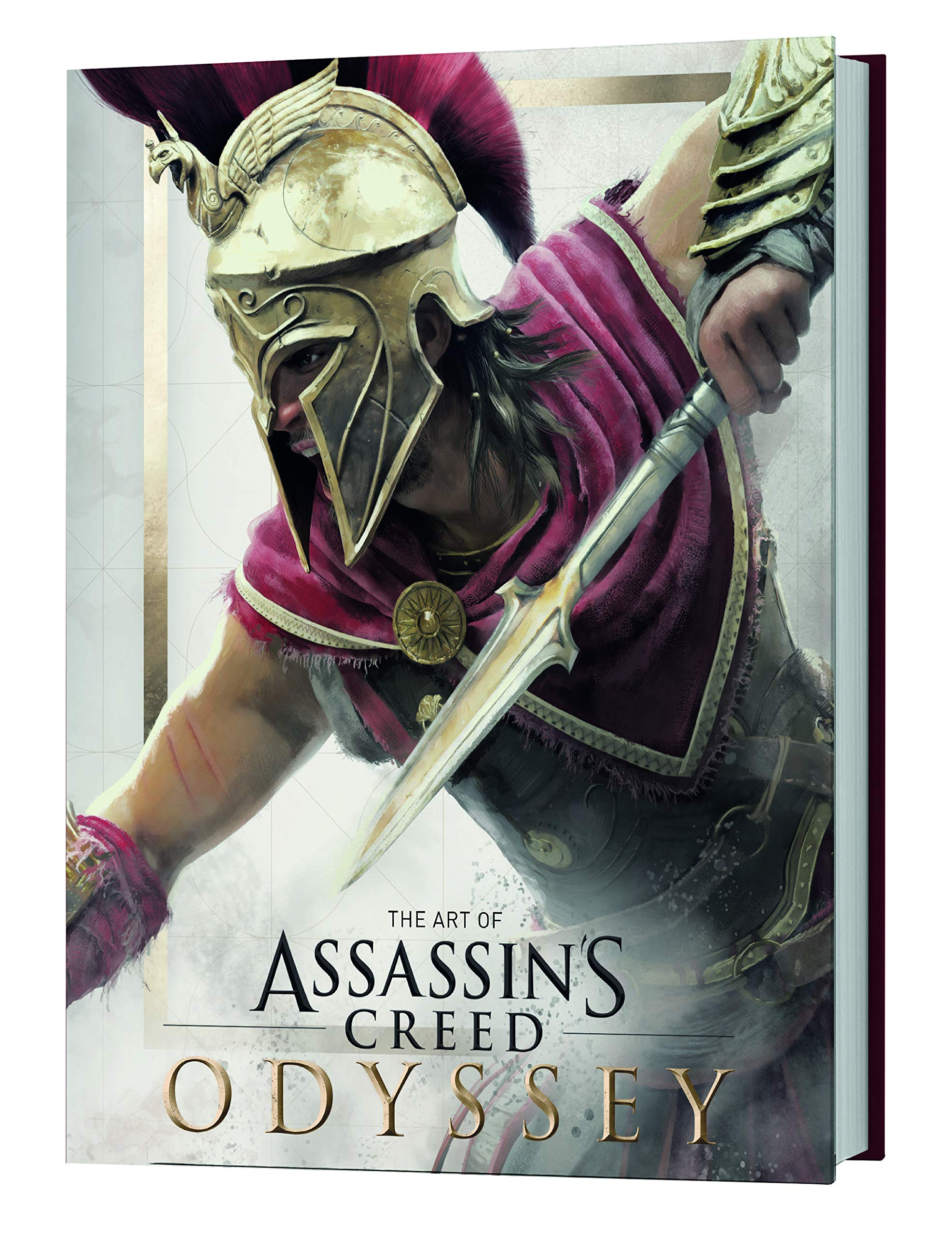 The Art of Assassin's Creed Odyssey thumbnail