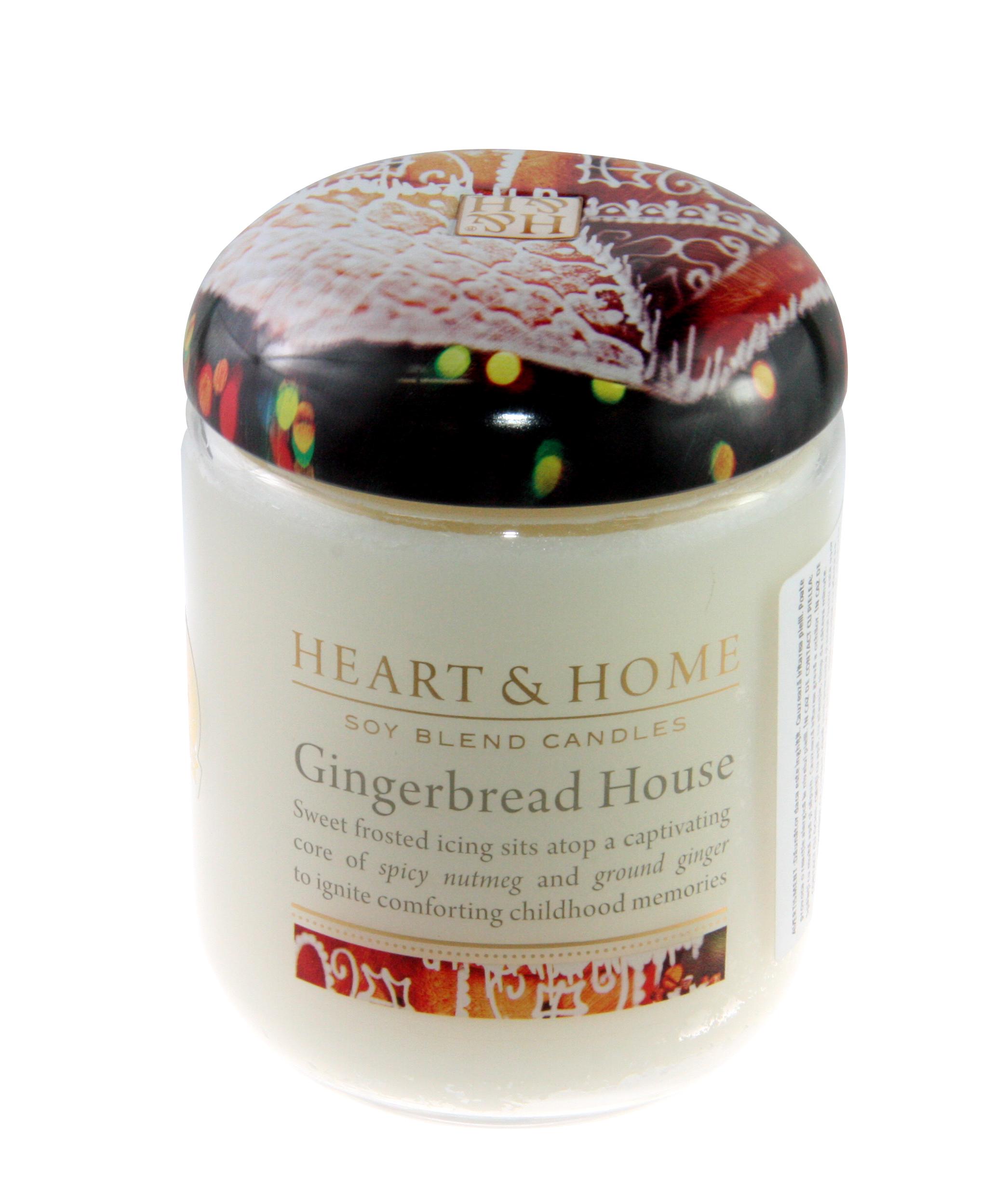 Lumanare - Gingerbread House thumbnail