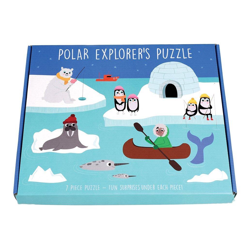 Puzzle - Polar Explorer's   Rex London