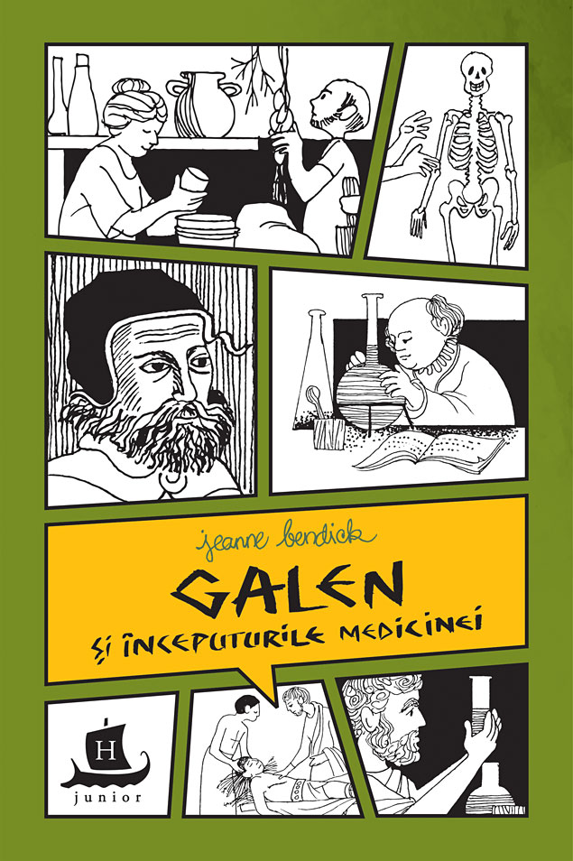 Galen si inceputurile medicinei thumbnail