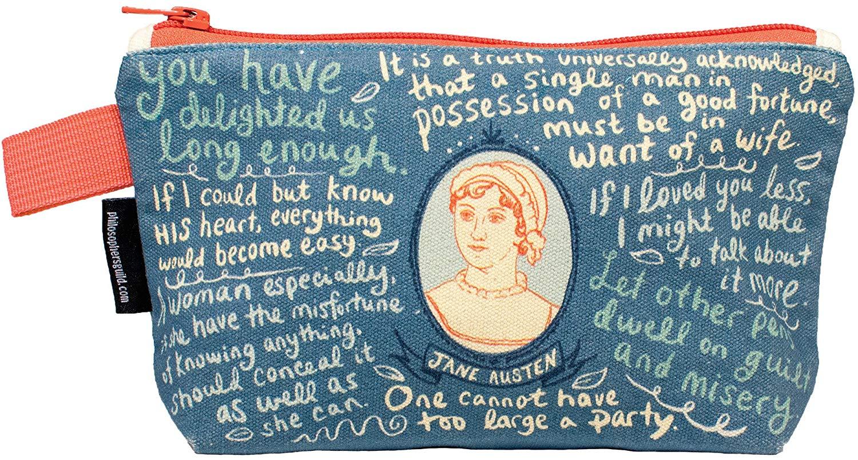 Geanta pentru cosmetice - Jane Austen thumbnail