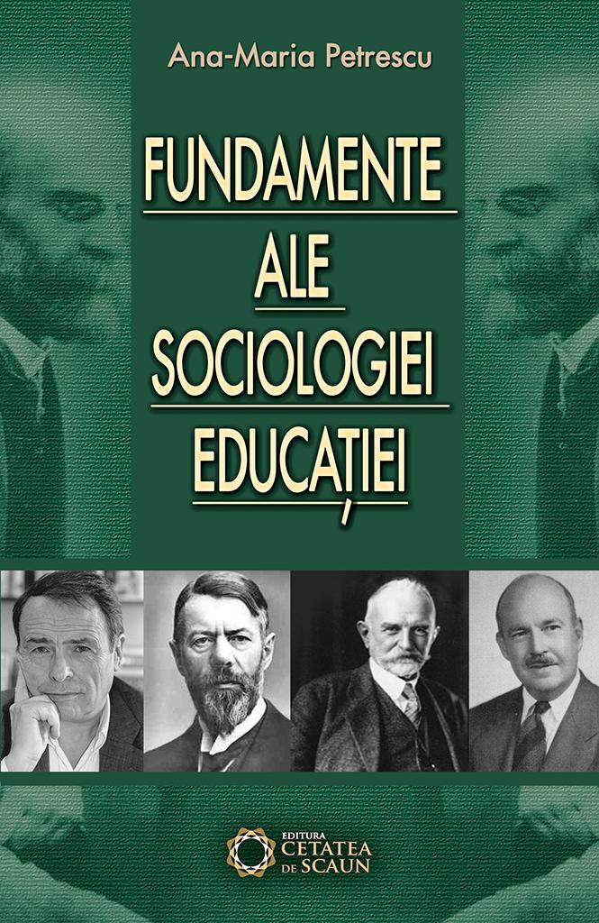 Fundamente ale Sociologiei Educatiei