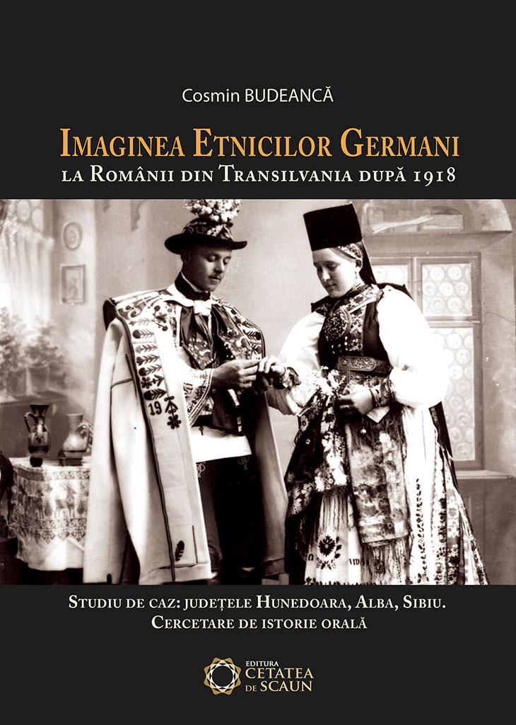 Imaginea etnicilor germani la romanii din Transilvania dupa 1918