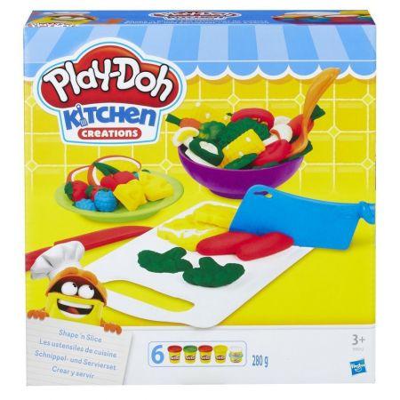 Set creativ Hasbro Play-Doh Ustensile de bucatarie Kitchen Creations | Hasbro