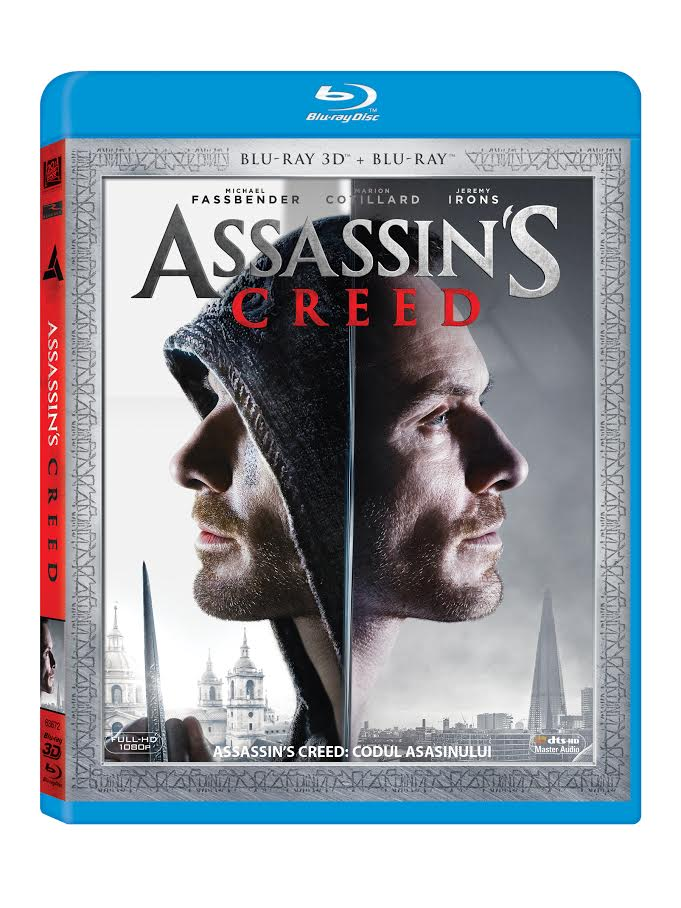 Assassin's Creed - Codul asasinului 2D+3D (Blu Ray Disc) / Assassin's Creed