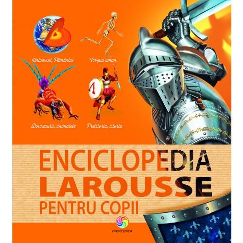 Enciclopedia Larousse pentru copii |