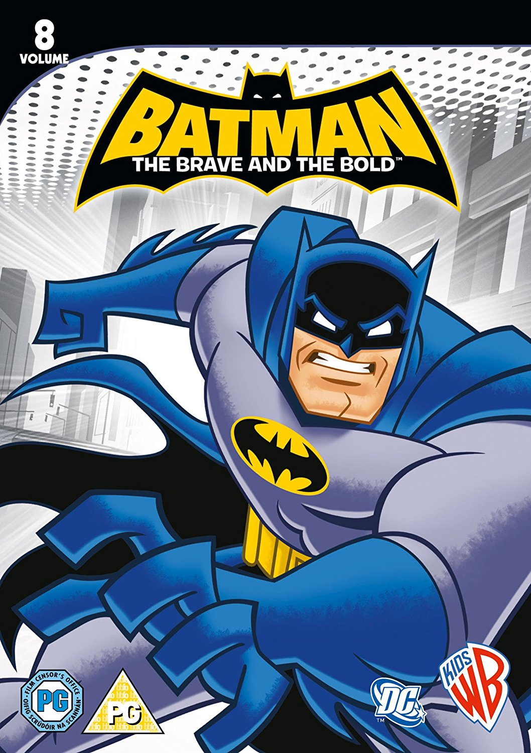 Batman - The Brave and the Bold Vol 8