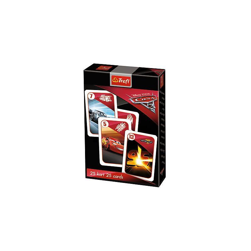 Carti de joc - Pacalici (Cars 3) | Trefl