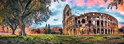 Puzzle 1000 piese - Panorama Colosseum   Trefl