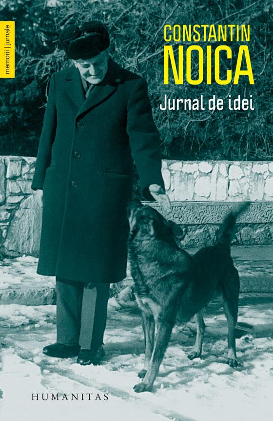 Imagine Jurnal De Idei - Constantin Noica