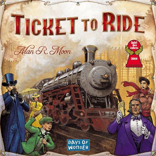 Ticket to Ride   Days of Wonder