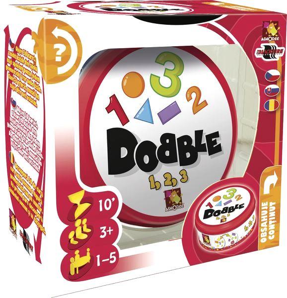 Dobble 1, 2, 3 | Asmodee