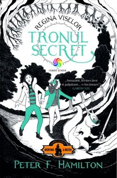 Tronul secret. Regina viselor (vol.1) | Peter F. Hamilton