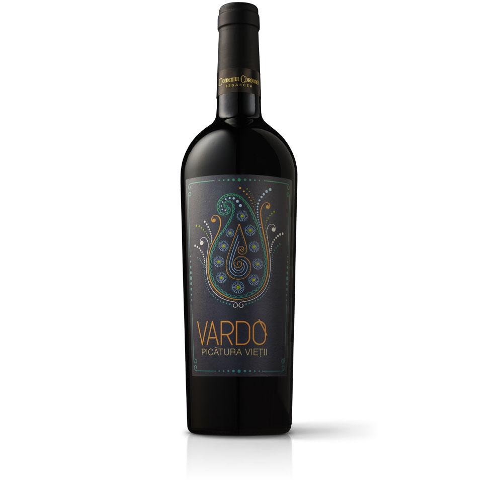 Vin rosu - Domeniul Coroanei, Vardo, Picatura Vietii, sec Domeniul Coroanei, Domeniul Coroanei Segarcea
