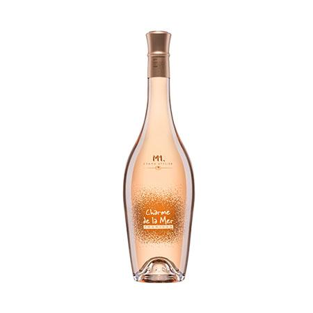 Vin rose - Crama Atelier, Charme de la Mer, demisec Crama Atelier