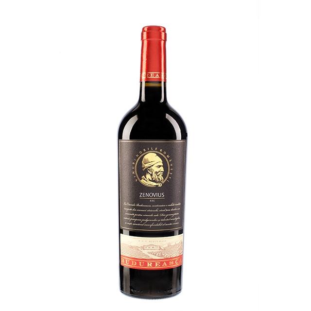 Vin rosu - Budureasca, Zenovius, sec Budureasca