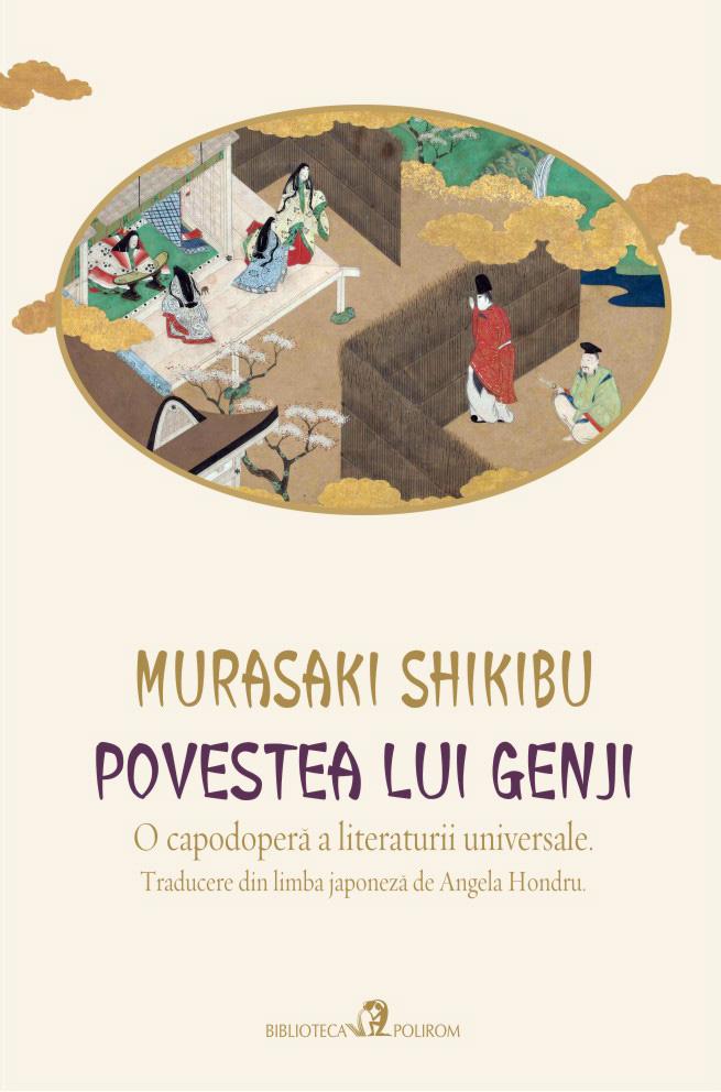 Povestea lui Genji | Murasaki Shikibu