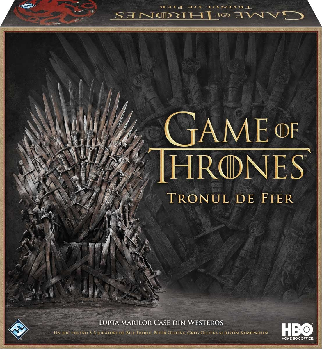 Game of Thrones - Tronul de Fier   Fantasy Flight Games