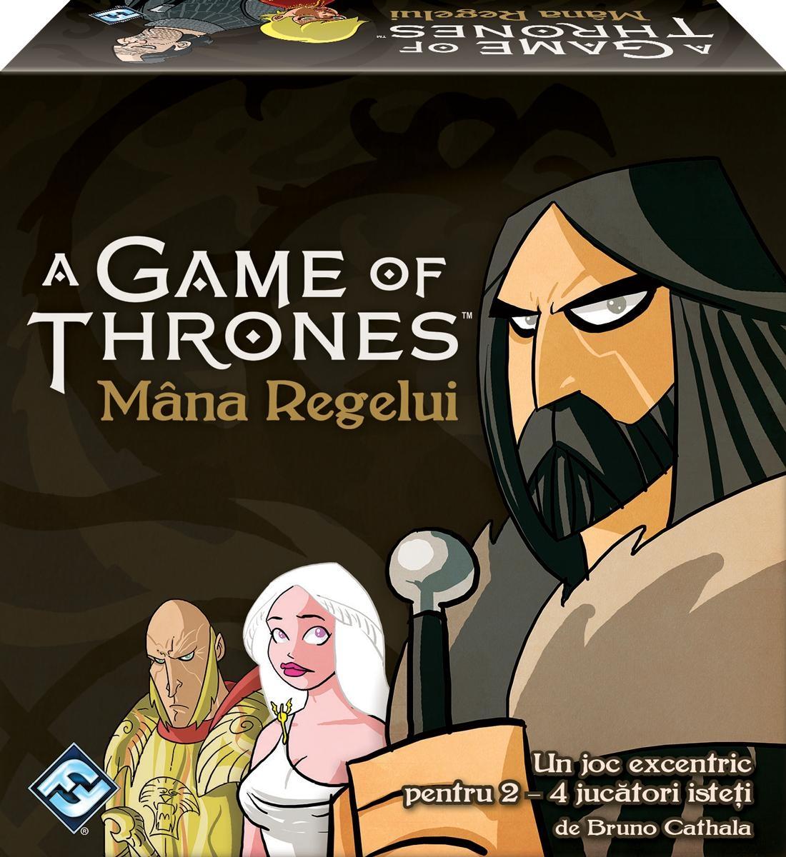A Game of Thrones - Mana Regelui | Fantasy Flight Games