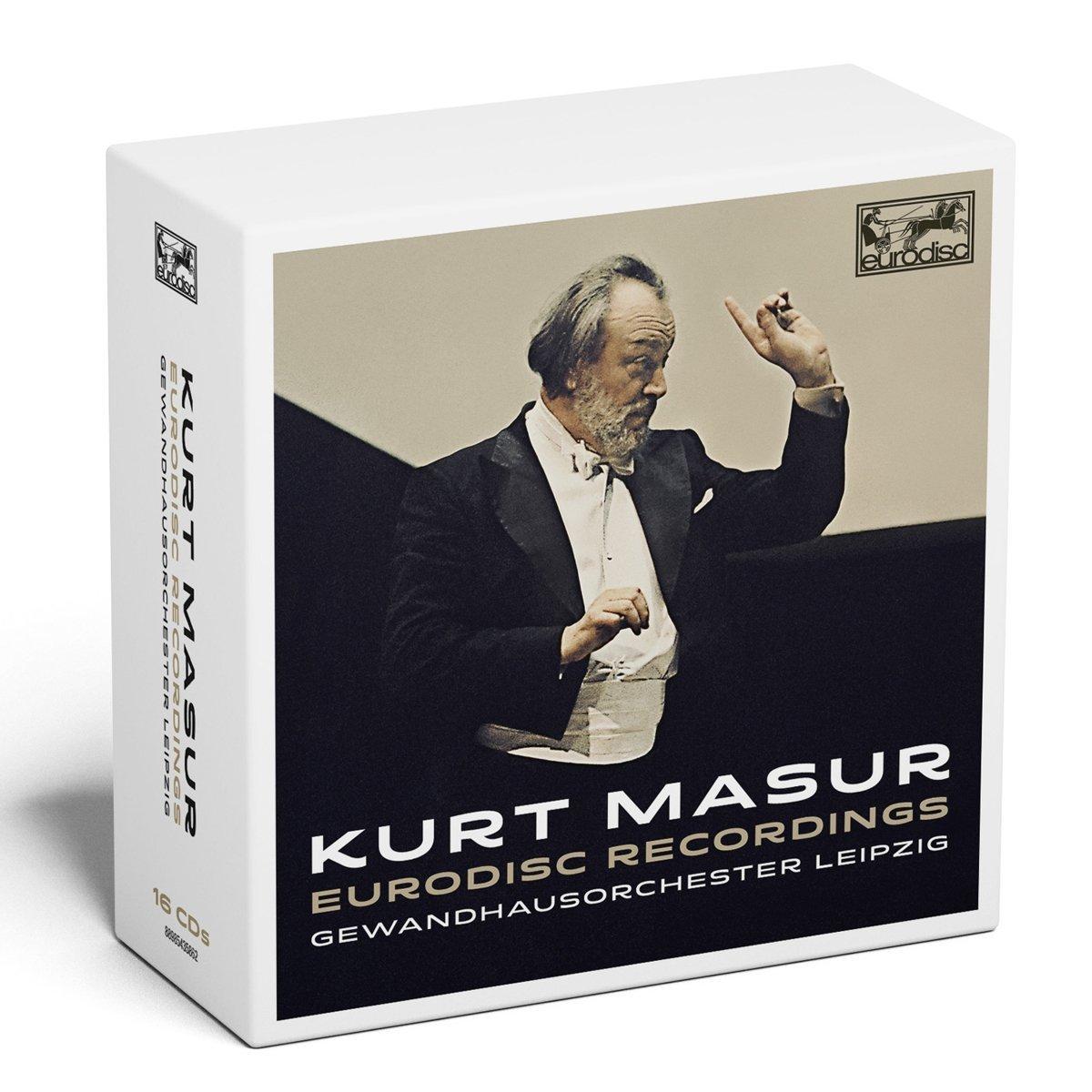 Eurodisc Recordings - Box set