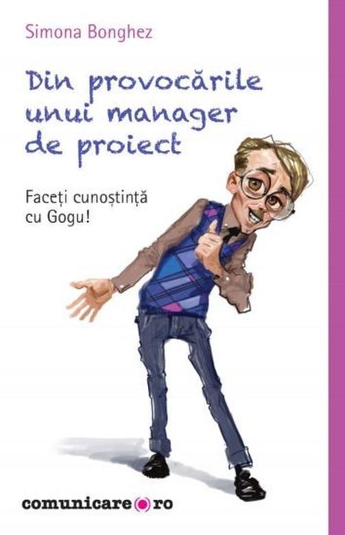 Din Provocarile Unui Manager De Proiect | Simona Bonghez