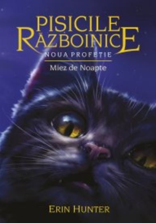 Imagine Miez De Noapte - Erin Hunter