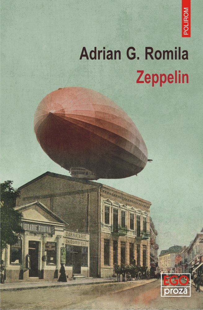 Imagine Zeppelin - Adrian G - Romila