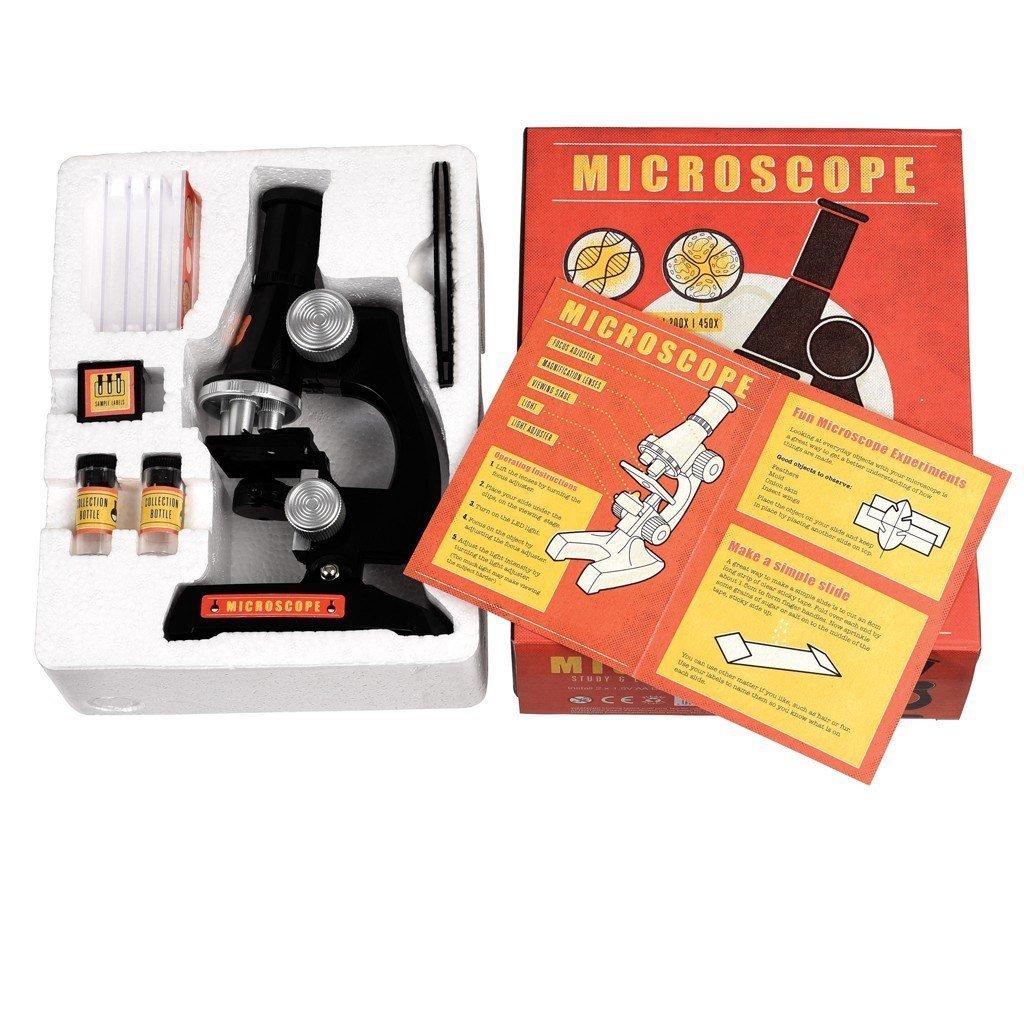 Microscop pentru copii   Rex London