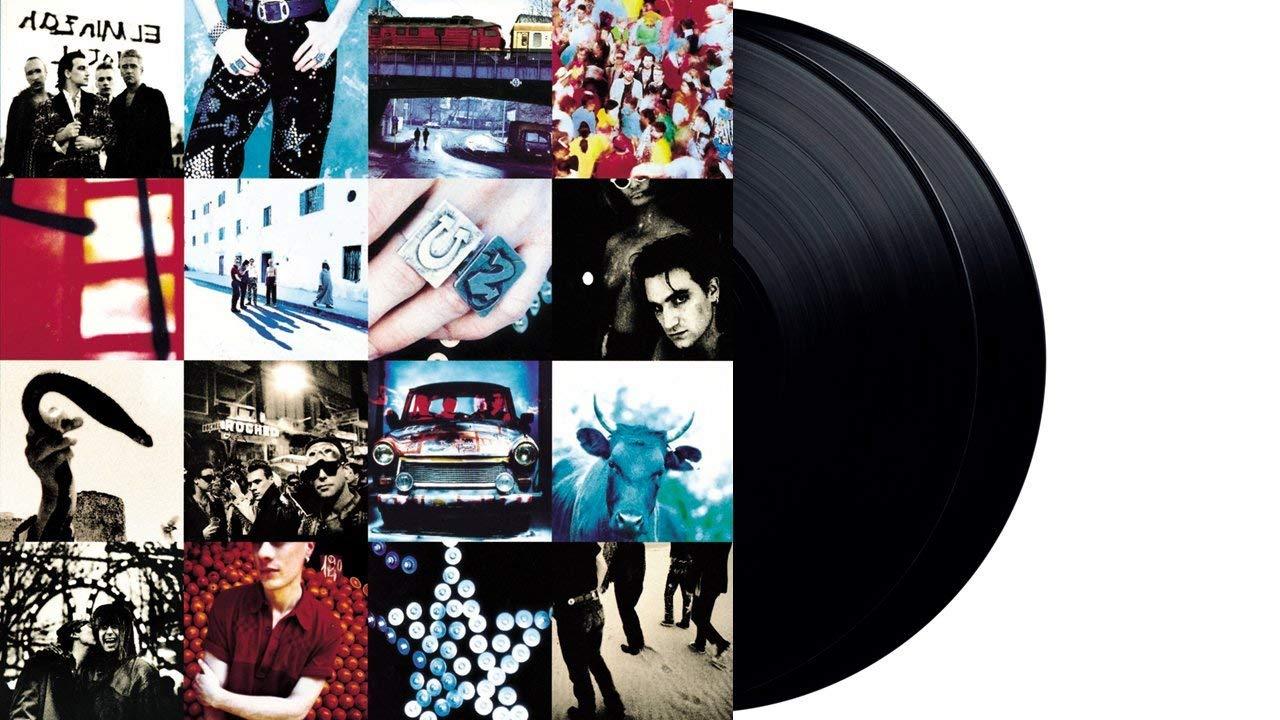 Achtung Baby - Vinyl thumbnail