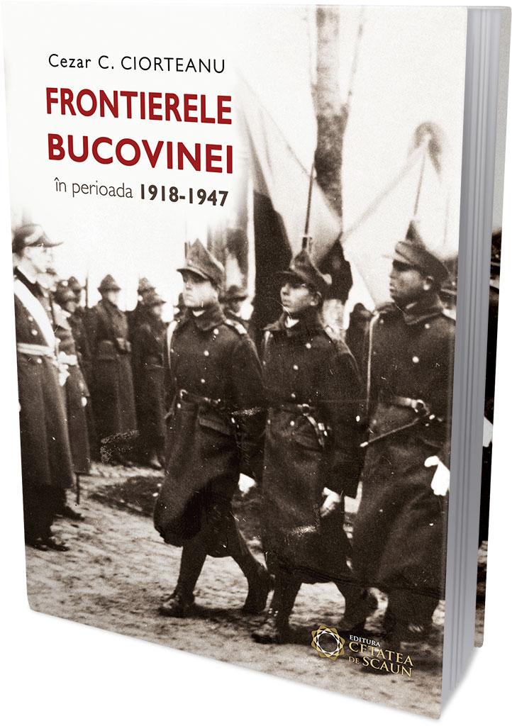 Frontierele Bucovinei