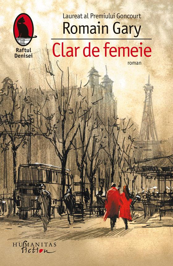 Imagine Clar De Femeie - Romain Gary
