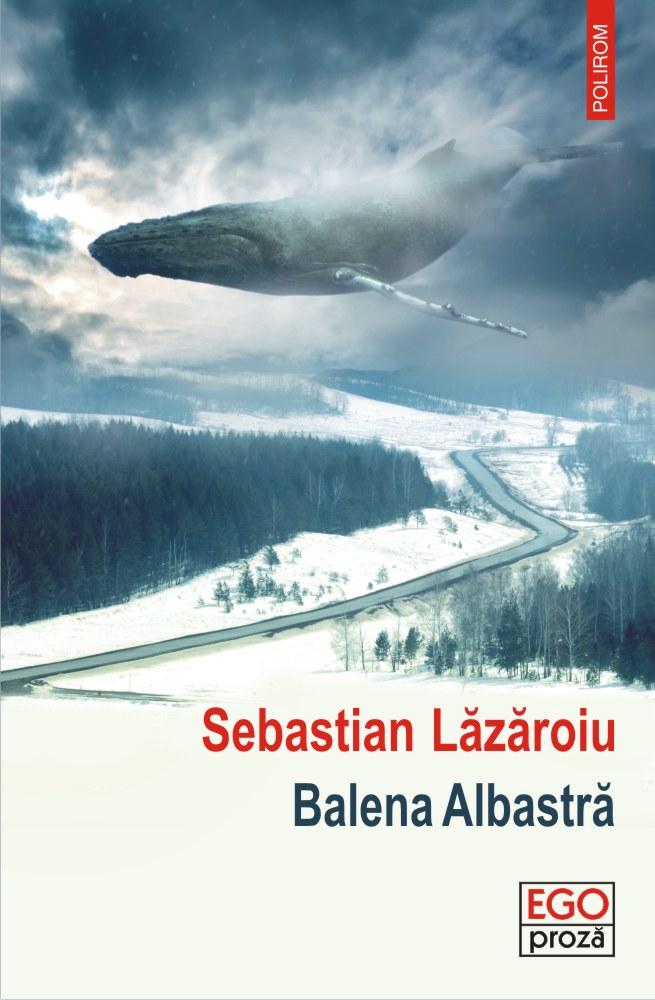 Imagine Balena Albastra - Sebastian Lazaroiu