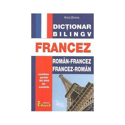 Dictionar bilingv Roman - Francez / Francez - Roman