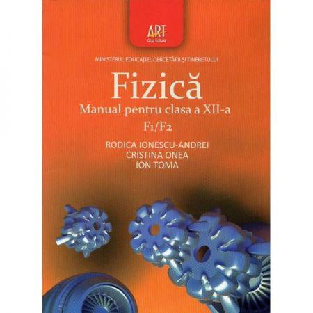 Manual fizica F1/F2 pentru clasa a XII-a