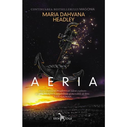 Aeria   Maria Dahvana Headley