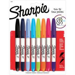 Set 8 markere - Sharpie