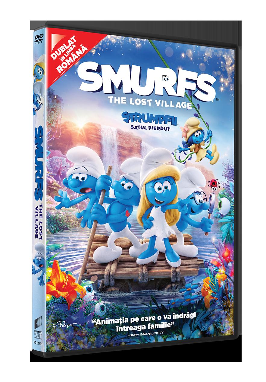 Strumpfii - Satul pierdut / Smurfs - The lost village