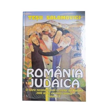 Romania Iudaica Vol.2