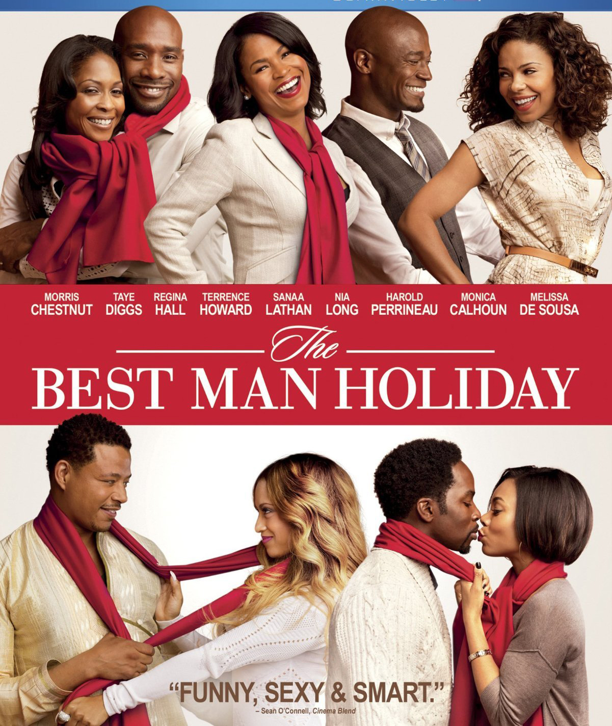 Vacanta de neuitat (Blu Ray Disc) / The Best Man Holiday