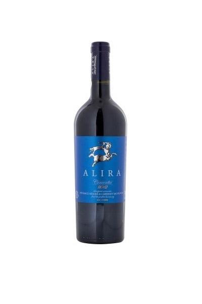 Vin rosu - Alira Concordia, 2013, sec Alira