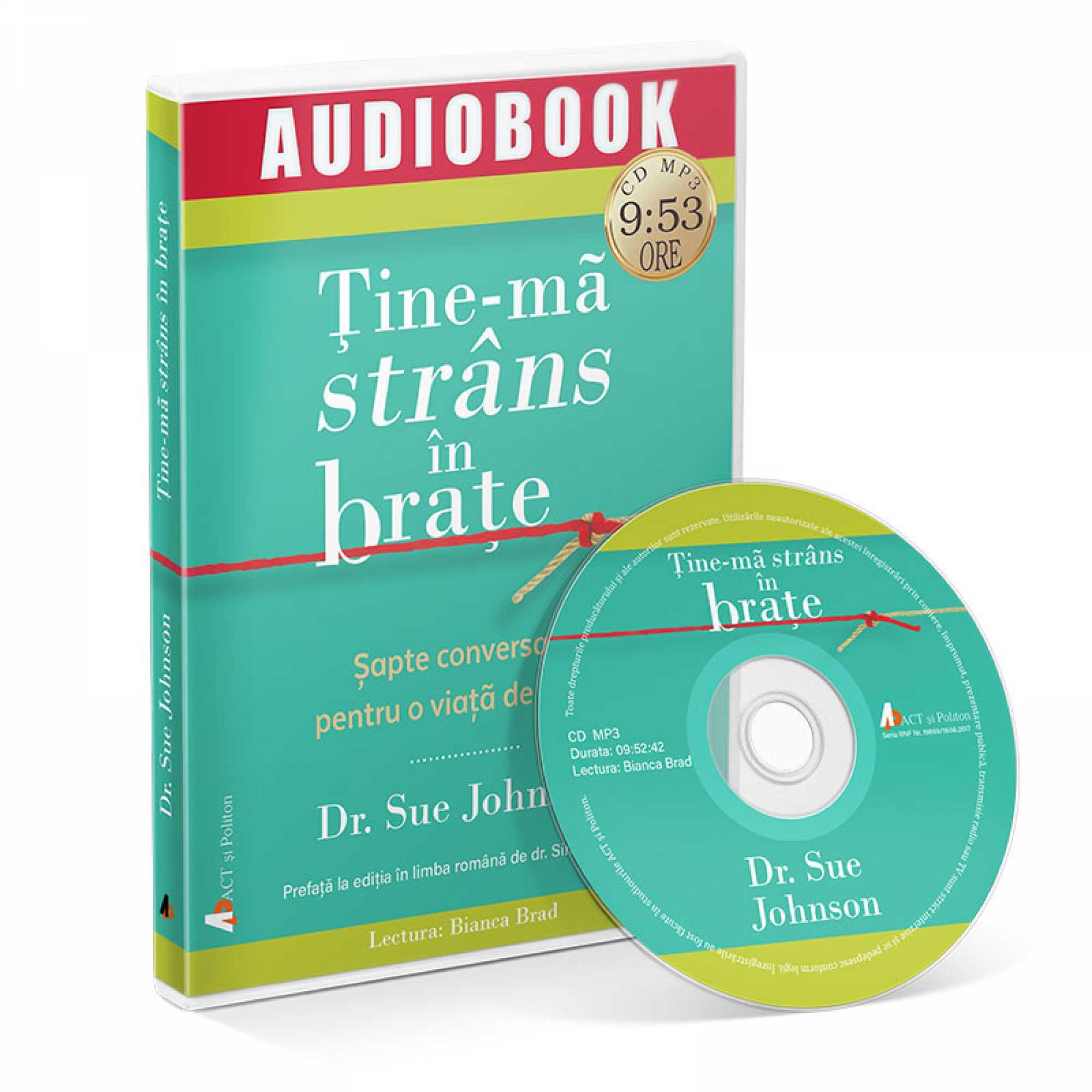 Tine-ma strans in brate - Audiobook | Sue John