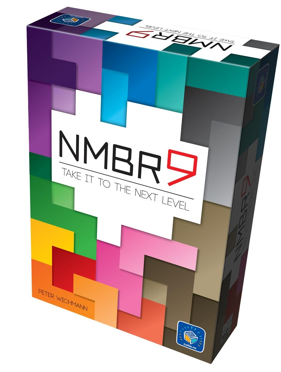 NMBR 9   Abacus Spiele